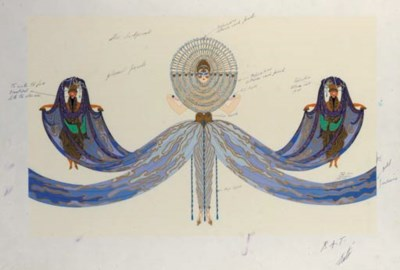 Costume Design from River Seri