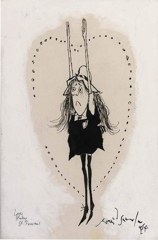 Ronald William Fordham Searle
