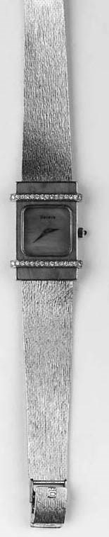 A lady's continental bracelet