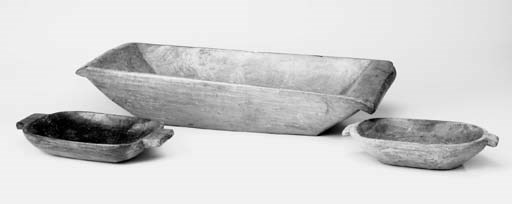 A sycamore salting trough, lat