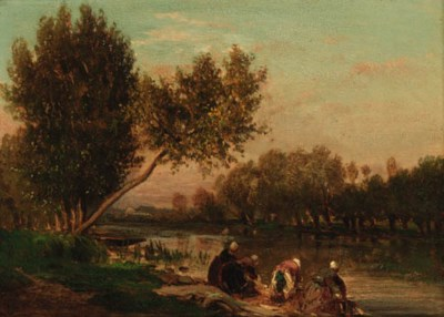 Emile Charles Lambinet (1815-1