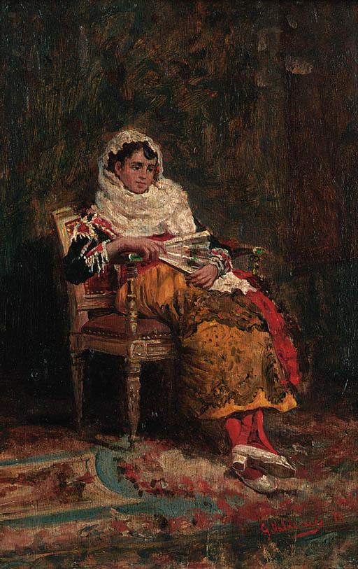 G. Valdecara, circa 1878