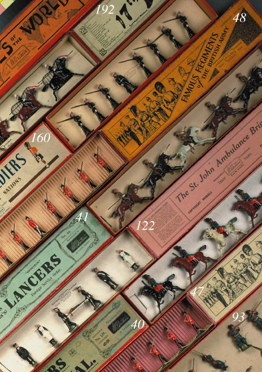 Britains Set 139 French Chasse