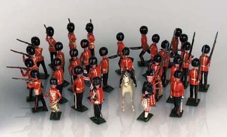 Britains Guards