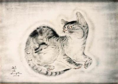 Tsuguji Foujita (1886-1968)