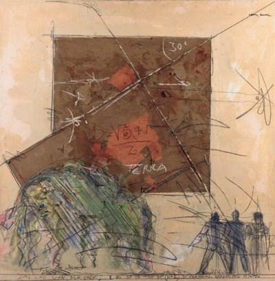 Igael Tumarkin (b.1933)
