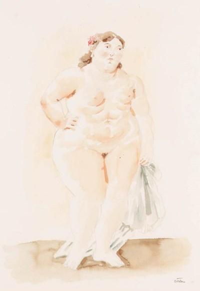 Fernando Botero (b.1932)