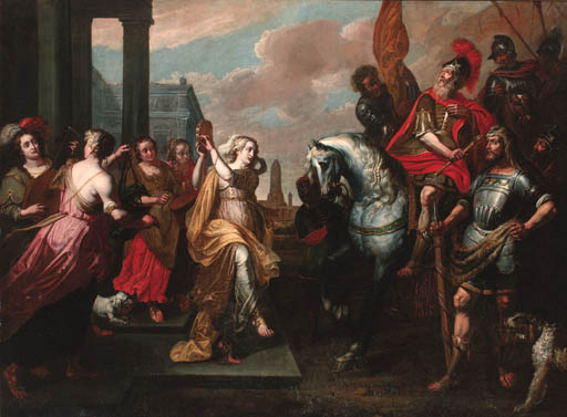 Attributed to Abraham Willemse