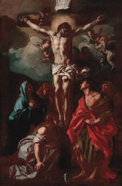 Lorenzo de Caro (active 1740-1