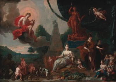 Attributed to Dirck Maas (1659
