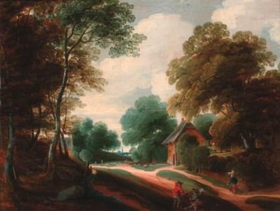 Circle of Lodewyk de Vadder (1