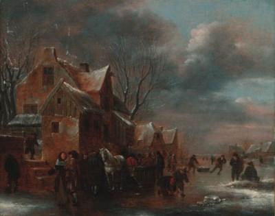 Claes Molenaer (1630-1676)