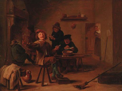 Follower of David Teniers II