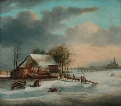 Dutch School, circa 1820