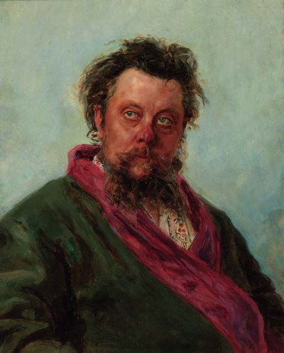after Il'ia Efimovich Repin