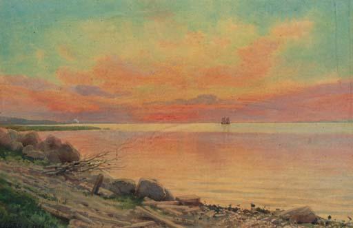 Al'bert Nikolaevich Benua [Benois] (1852-1936)