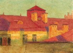 Nikolai Petrovich Krymov (1884-1958)