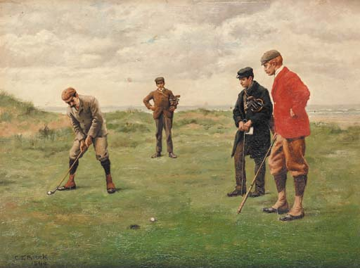 CHARLES EDMUND BROCK (1870-193