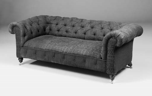 A late Victorian Chesterfield