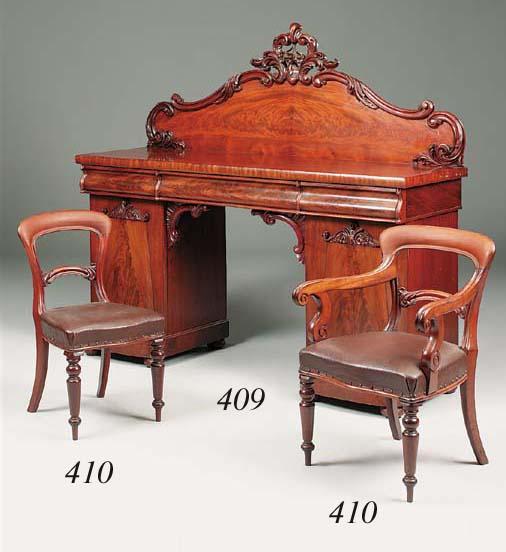 A set of ten Victorian Scottis