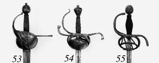 A Highly Unusual Sword-Rapier