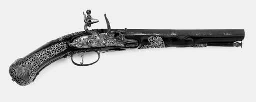 A 25-Bore Brescian Flintlock B