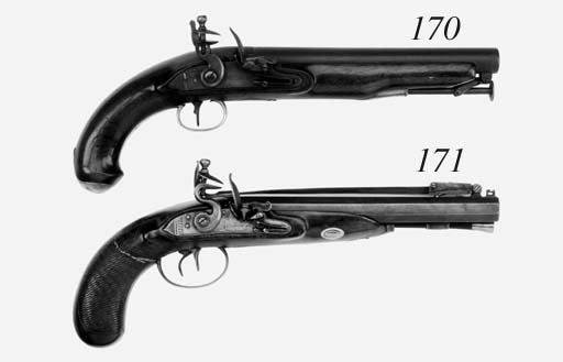A 15-Bore D.B. Flintlock Carri