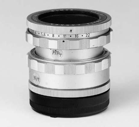 Elmar f/3.5 65mm. no. 1721353