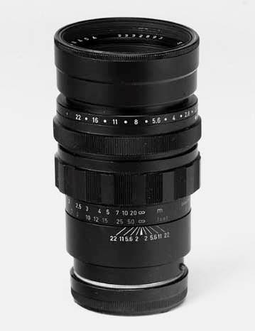 Summicron f/2 90mm. no. 233289