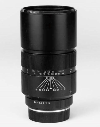 Elmarit f/2.8 180mm. no. 23554