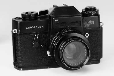Leicaflex SL no. 1341231