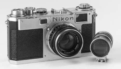 Nikon S2 no. 6196370