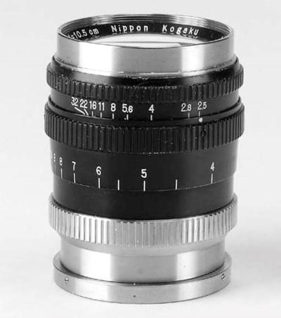 Nikkor-P.C f/2.5 10.5cm. 82039
