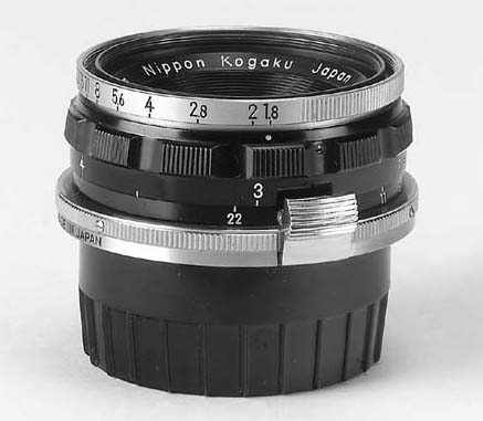 W-Nikkor f/1.8 3.5cm no. 35935