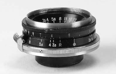 W-Nikkor.C  f/3.5 2.8cm. no. 7