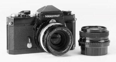 Nikon FT no. 4501009