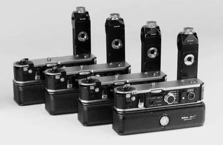 Nikon motordrives