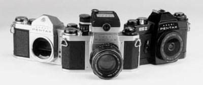 Pentax cameras