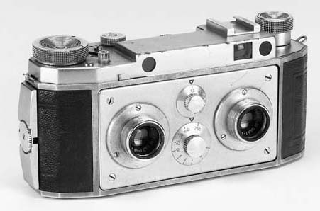 Verascope stereo camera no. 65
