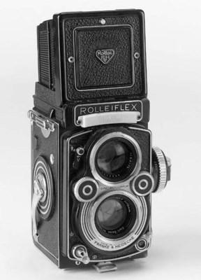 Rolleiflex 3.5F no. 2262835