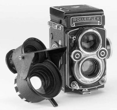 Rolleiflex 3.5F no. 2891148