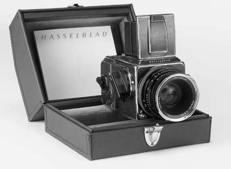 Hasselblad 503CX Golden Blue n