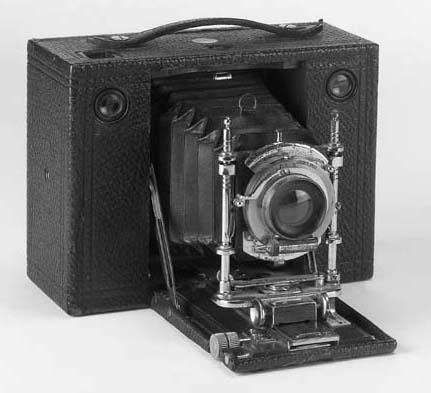 Cartridge Kodak No. 3 camera