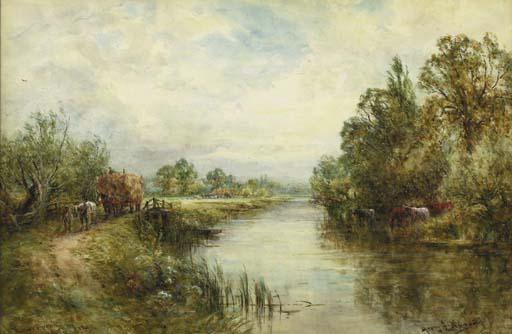 Henry J. Kinnaird (fl.1880-190