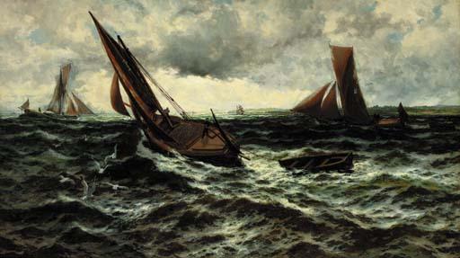 Thomas Rose Miles (exh.1880-19