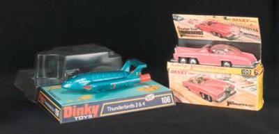 Dinky Thunderbirds