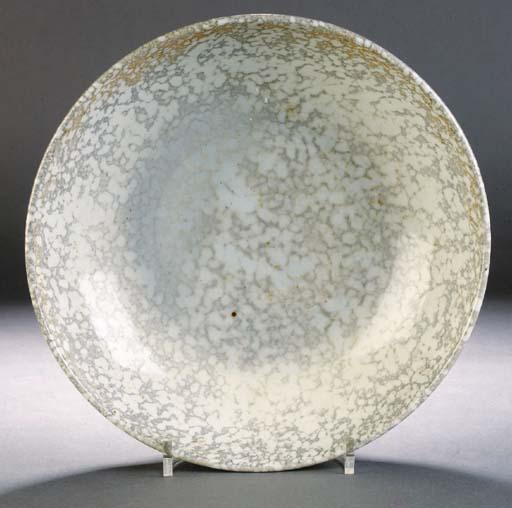 A Ruskin high fired bowl