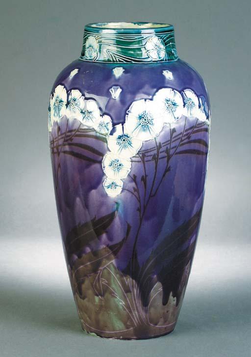 A Minton Secessionist vase