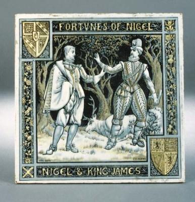 'Fortunes of Nigel'