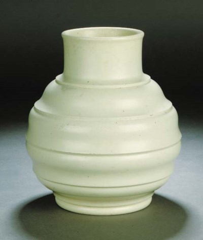 A Wedgwood earthenware vase